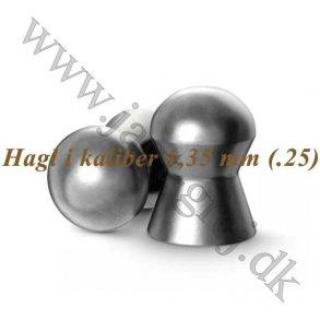 Hagl 6,35 mm (.25)