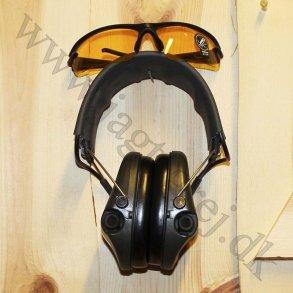 Høreværn og skydebriller
