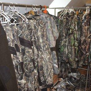 Jagt og Outdoor tøj