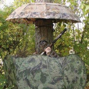 Jagtstiger, skjul og personlig camo