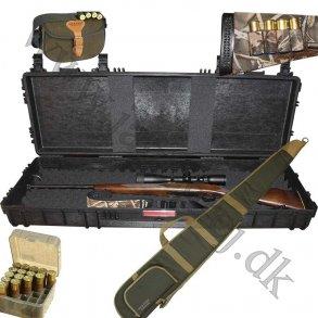 Våben og ammunition opbevaring