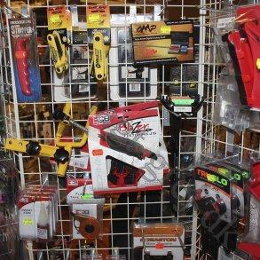 Værktøj og vedligehold