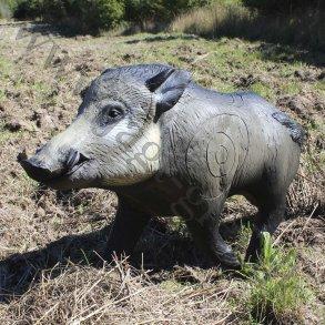 3D dyr og reperation