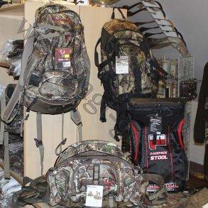 Rygsække, fannypacks og tasker