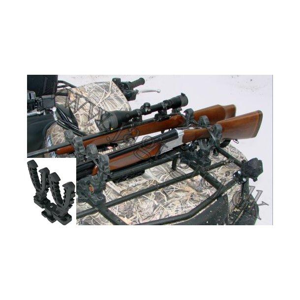 Våben- /redskabsholder for 2 våben
