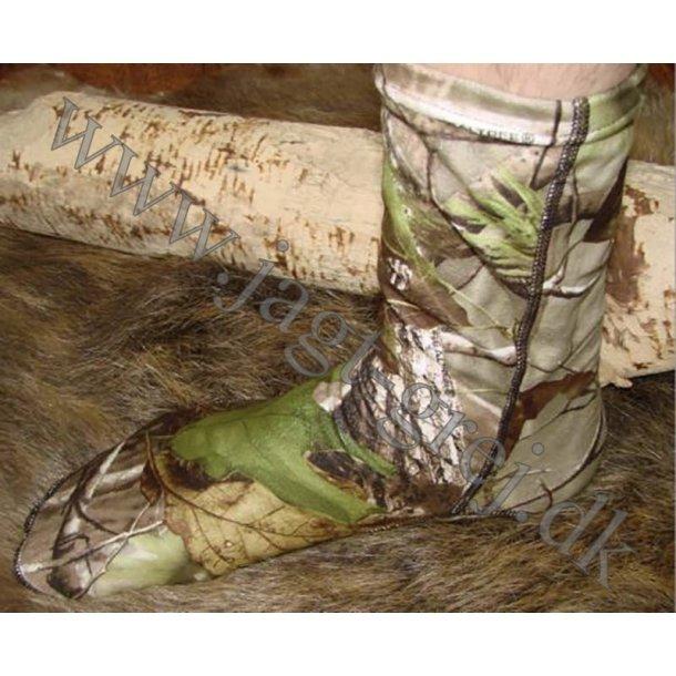 MicroFleece sokker med ''Comfortemp'' i APG