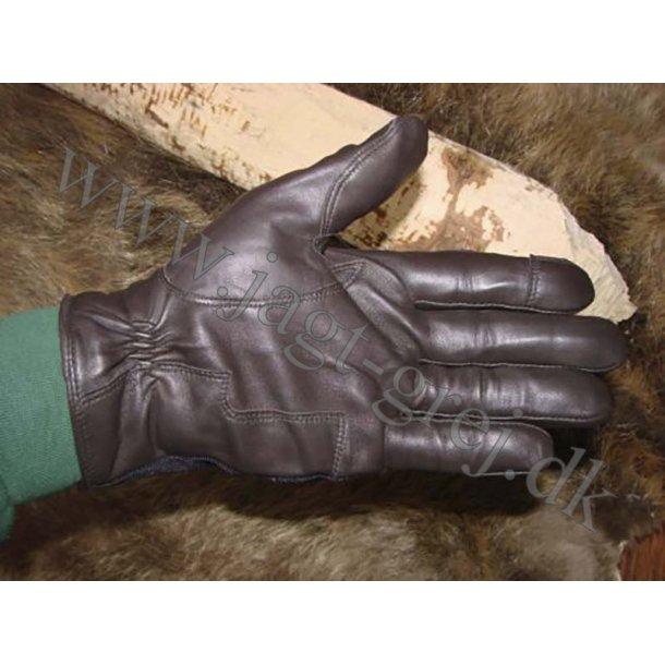 Kalveskinds handske