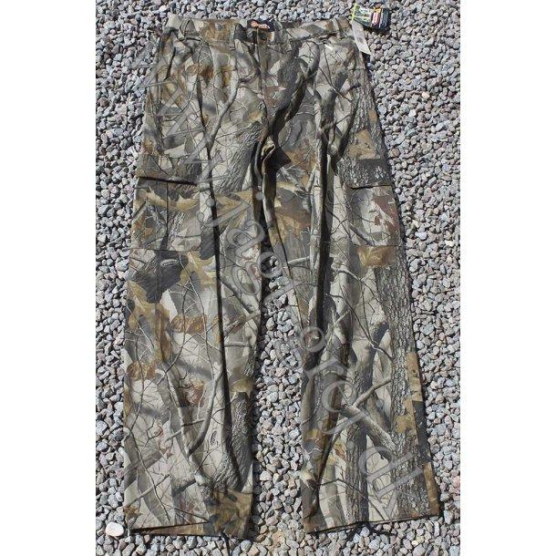 Bukser i RealTree Hardwoods Camouflage