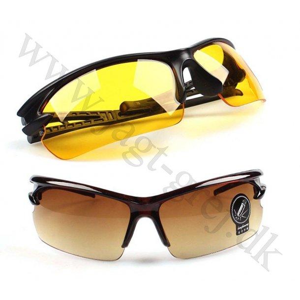 Skydebriller