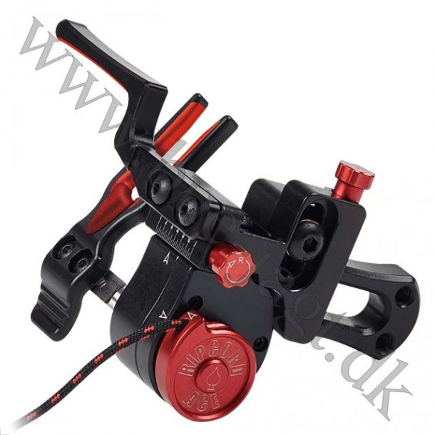 Ripcord ACE Black/Red