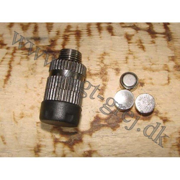 3 stk. LR41 batterier for lys til sigte