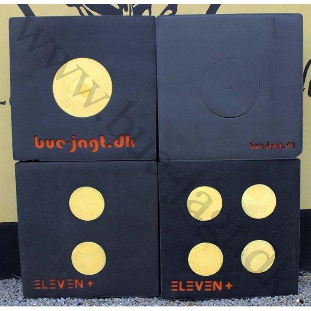 Eleven 60 x 60 x 22 cm