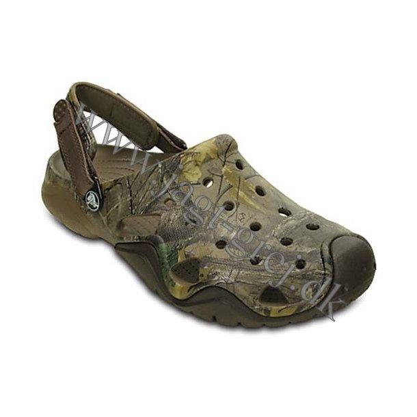Crocs Off-Road Camo