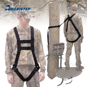 Bone Collector Deluxe Hang On Backpack Treestand