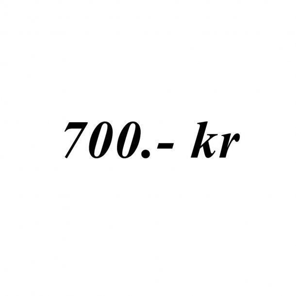 700.-