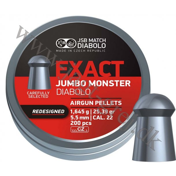 JSB Jumbo Monster  Redesigned  5,52 mm (.22)
