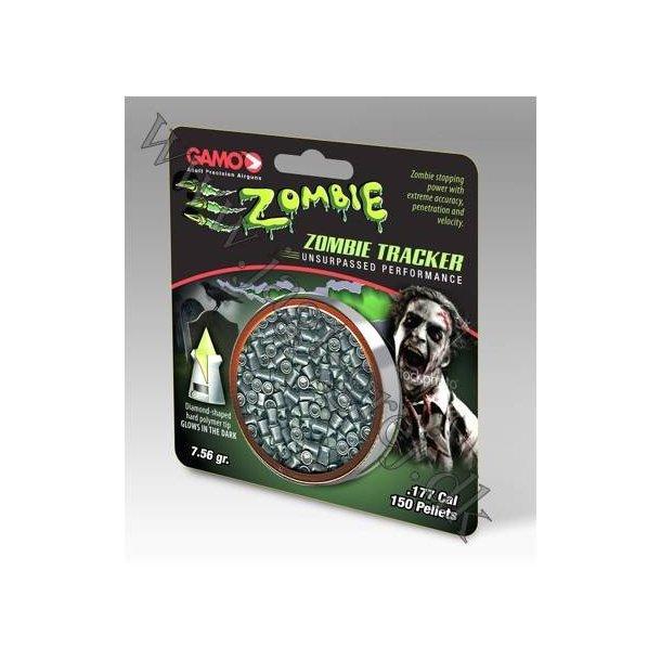 Gamo Zombie Hagl 4,5 mm, 125 stk.