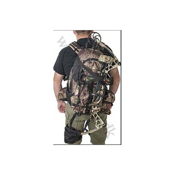 Hunter rygsæk i camo