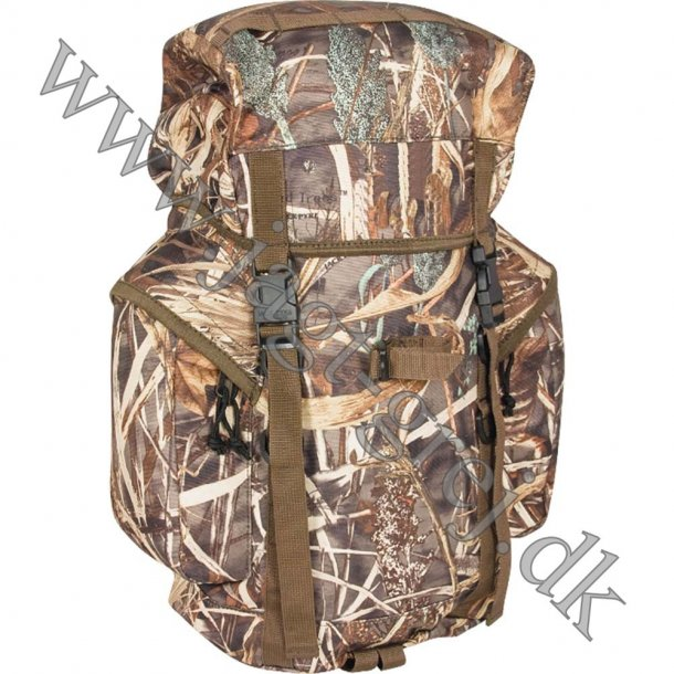 Mellem rygsæk i siv/efterårs camouflage