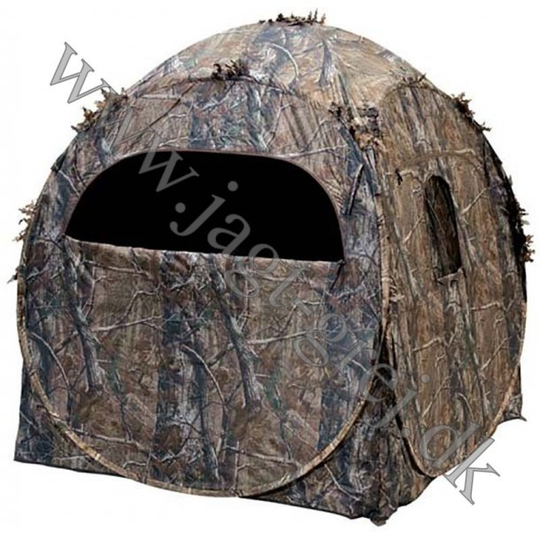 Doghouse popup skjul i Realtree® X-tra Green